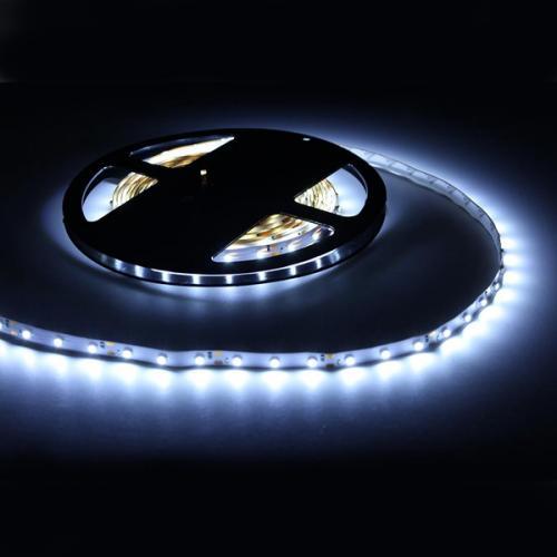 ULTRALUX - LSNW352860W LED ЛЕНТА SMD3528, 4.8W/M БЯЛА, 12V DC, 60 LEDS/M, 5M, НЕВОДОУСТОЙЧИВА