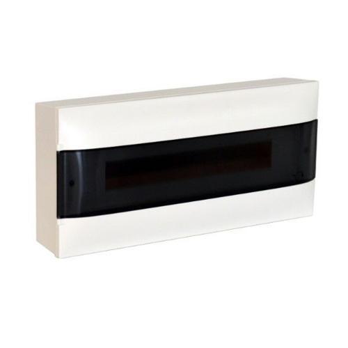 LEGRAND - Табло за открит монтаж 22 мод. Practibox S с прозрачна врата и Н и РЕ клеми 137215