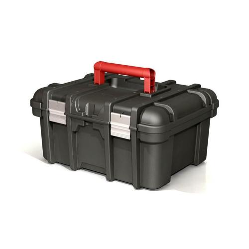 KETER - WIDE TOOLBOX 16 W/METAL LATCHES 17181010