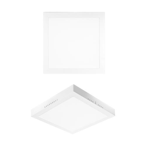 PANASONIC - 24W LED панел за външен монтаж, квадрат, 6500K 300x300 LPLB21W246