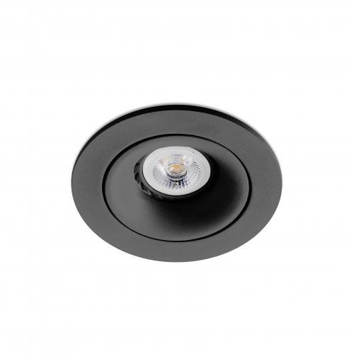 FARO - ARGON-R Black recessed lamp Ref.43411