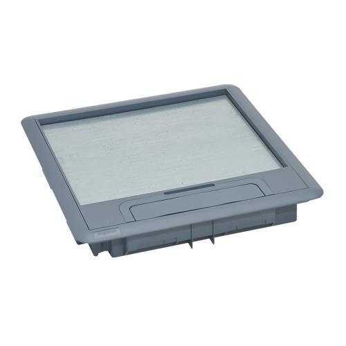 LEGRAND - Капак за подова кутия 16 мод. вертикален, 24 мод. хоризонтален монтаж пластмасов 88002