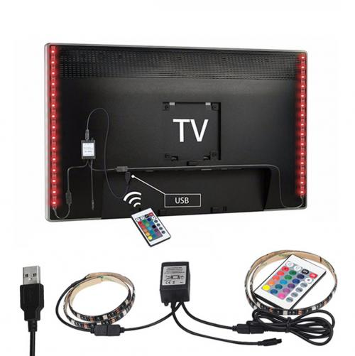ULTRALUX - LTVRGB RGB фоново осветление за телевизор