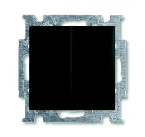 ABB - Сериен ключ с индикация ЧЕРЕН 2CKA001012A2178