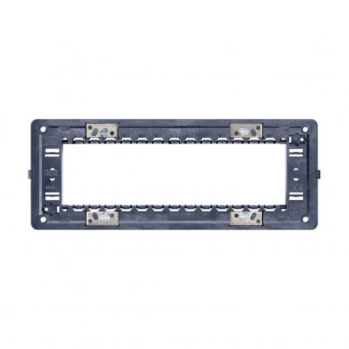 SIMON URMET - 10707 Mounting bracket, with screws, for 6/7 module embedding boxes
