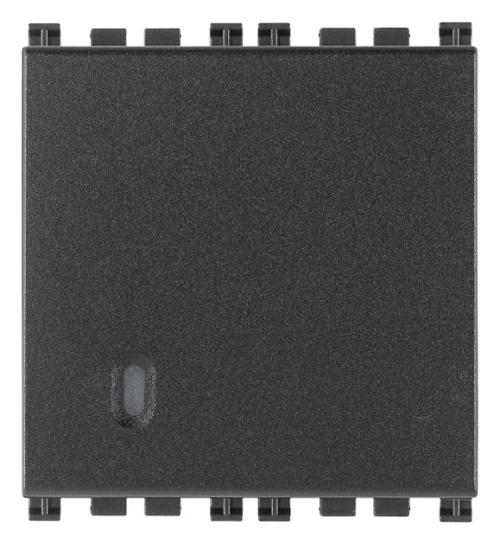 VIMAR - 19005.2 - Arke Девиаторен ключ 1P 16A 2M сив