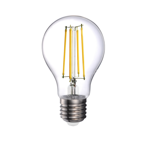 V-TAC - LED Bulb 12.5W Filament E27 A70 Clear Cover 3000K SKU: 7458 VT-2123, 7459-4000К, 7460-6500К