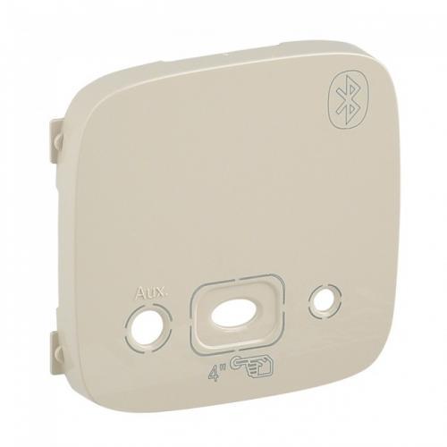 LEGRAND - Лицев панел за Bluetooth модул цвят Крем Valena Allure 755436