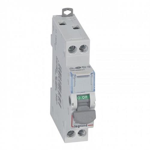 LEGRAND - Товаров прекъсвач /шалтер/ DX3-IS 20А 2P 406432