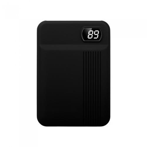 V-TAC - Външна батерия 10000 mA/h, черна SKU: 8850 VT-3504