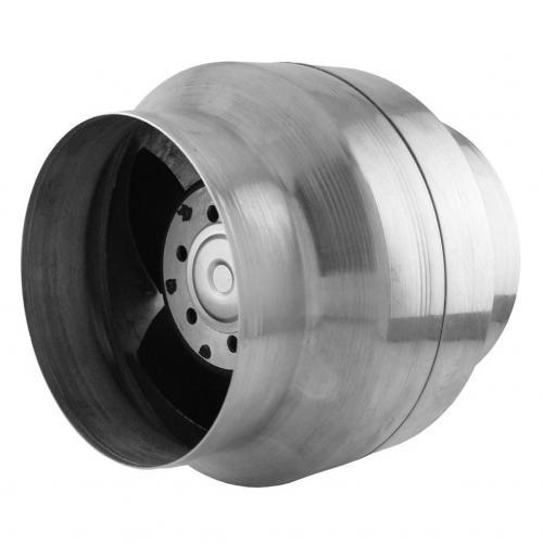 MMOTORS - High temperature fans VOK150/120 VT sensor +50