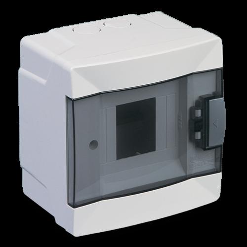 MAKEL - Табло за 4 броя автоматични прекъсвачи открит монтаж 63104