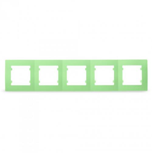 MAKEL - Петорна рамка зелена Lillium Natural Kare 32091705