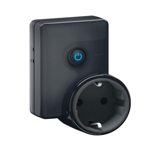 LEGRAND - Мобилен контакт 16A Netatmo 064840 графит