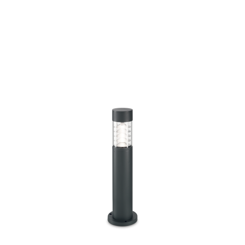 IDEAL LUX - Градински стълб  DEMA PT1 H40 ANTRACITE 248233 R7s max 1 x 60W, IP54