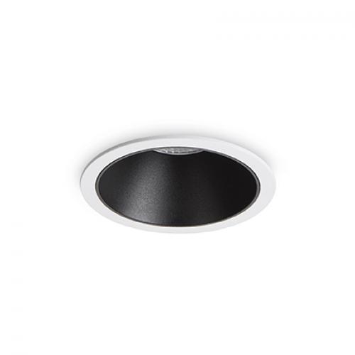 IDEAL LUX - Луна GAME Fl1 ROUND White&Black    192277