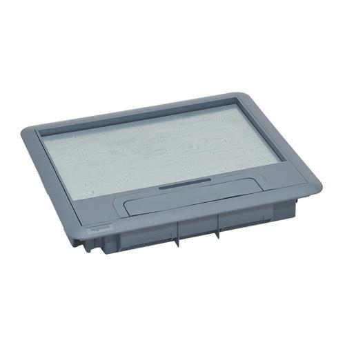 LEGRAND - Капак за подова кутия 12 мод. вертикален, 18 мод. хоризонтален монтаж пластмасов 88001