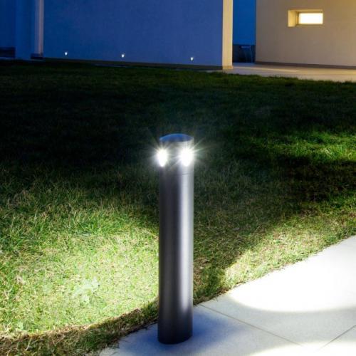 REDO GROUP - Градински стълб  SPY 9436  ST50 LED 4X1W IP65 DG 3000K