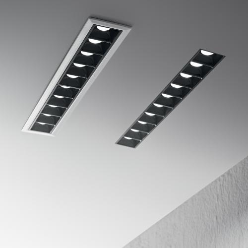 IDEAL LUX - LED луна за вграждане   LIKA FL10 TRIMLESS 206240