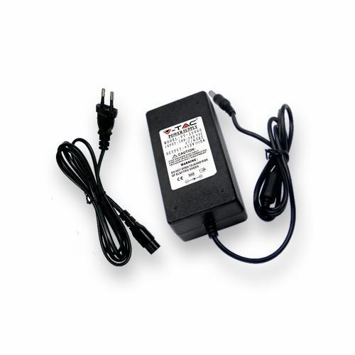 V-TAC - LED Захранване  78W 12V 6.5A Пластик SKU 3240 VT-23079