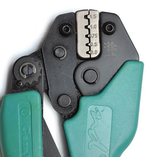 CEMBRE-U.S.A - Клещи за кербоване на кабелни накрайници, сеч. 0.3‐1.5мм2 ND1