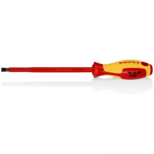 KNIPEX - Screwdriver VDE 1000V 1.2х8.0х175мм 982080