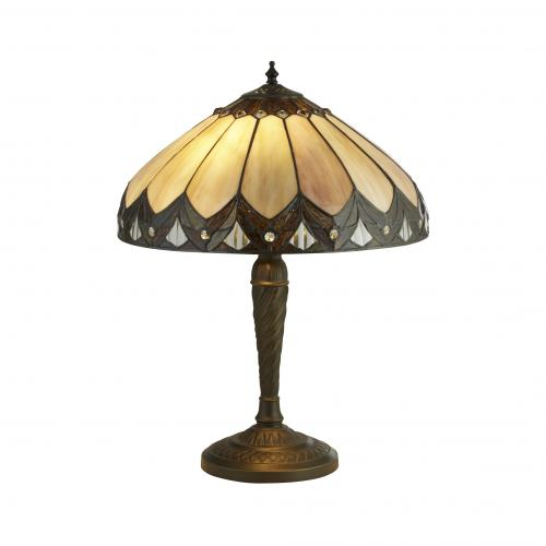 SEARCHLIGHT - Настолна лампа   6706-40 Pearl