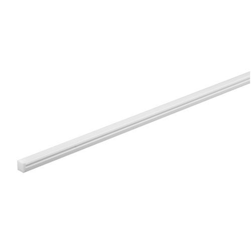 ULTRALUX - MLPA4540 Мебелен светодиоден профил за открит монтаж, 4.5W, 4000K, 12V DC, неутрална светлина, SMD 2835