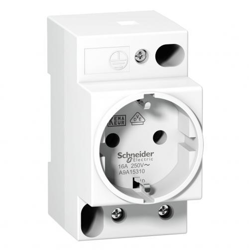 SCHNEIDER ELECTRIC - Работен контакт за разпределително табло за шина A9A15310