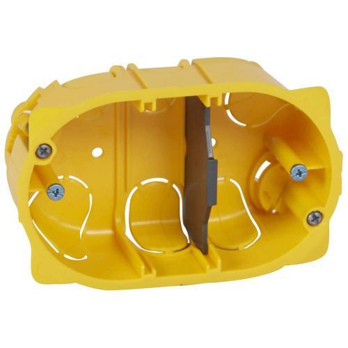 LEGRAND - 80049 Конзола за гипсокартон 3 мод. 40мм Batibox