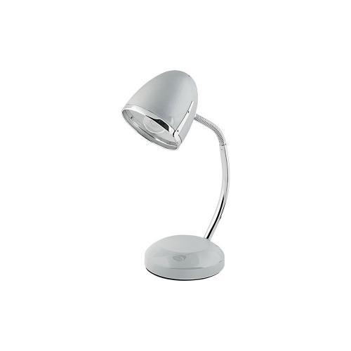 NOWODVORSKI - Настолна лампа POCATELLO SILVER 5795