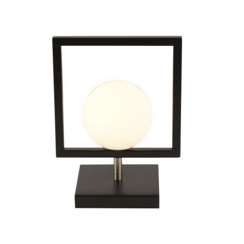 SEARCHLIGHT - Настолна лампа   4830BK Rosewell