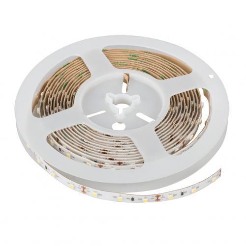ULTRALUX - PN3560WW Професионална LED лента SMD3528, 4.8W/m, топла бяла, 24V DC, 60 LED/m, 5m ролка, водоустойчива