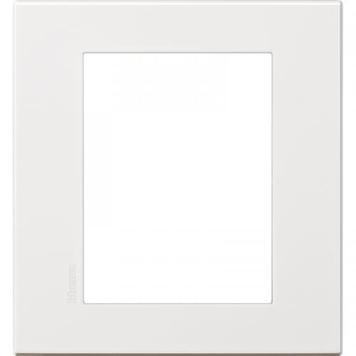 BTICINO - HW4826AW Рамка 3+3М бял мат Axolute Air