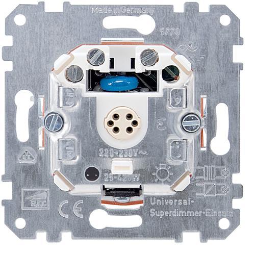 SCHNEIDER ELECTRIC - MTN577099 Бутонен димер всички товари 25-420VA Marten