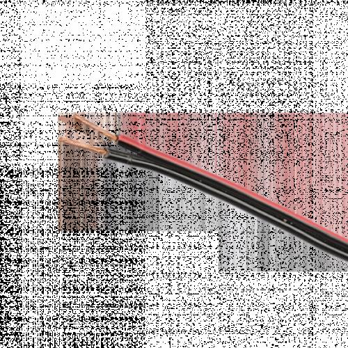 БЪЛГАРСКИ КАБЕЛ - A03VH-H (ШВПЛ-А)  2х0.5ММ²