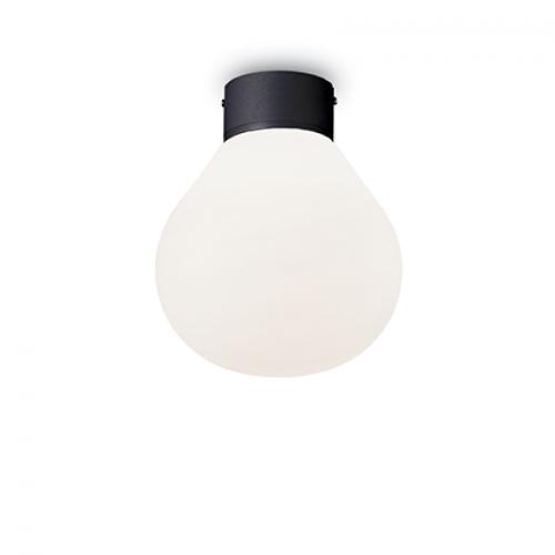 IDEAL LUX - плафон  CLIO PL1 Nero 149899