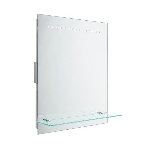 SAXBY - Светещо огледало  OMEGA  39237   LED 2X1.5W, 6500K, 60LM, IP44