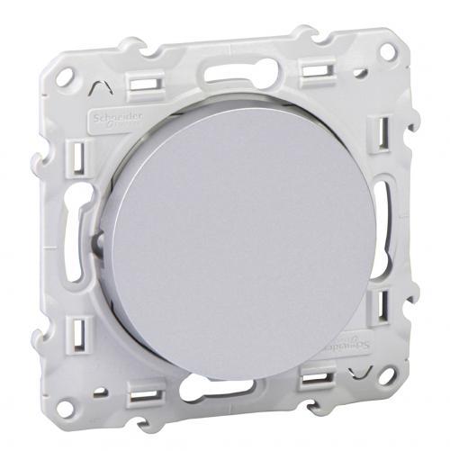 SCHNEIDER ELECTRIC - S530201 Мех. ключ еднополюсен Odace, 10А 250V, алуминий
