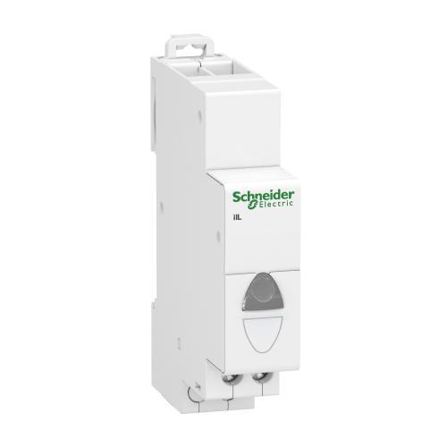 SCHNEIDER ELECTRIC - Модулен индикатор Acti 9 iIL 110…230Vac бял A9E18322
