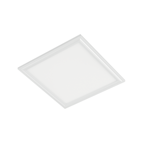 ELMARK - LED PANEL  WHITE FRAME WITH EMERGENCY BLOCK  48W 4000K 595x595mm  99XPANEL020WE
