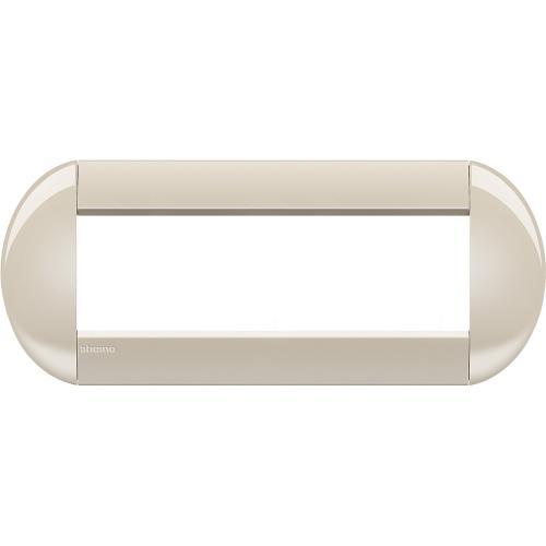 BTICINO - LNB4807CL Рамка 7М Colonial Classy елипсовидна Livinglight