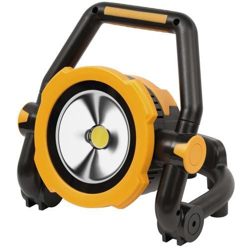 BRENNENSTUHL - Преносима LED работна лампа ML CA 120 F, 20W, IP54, презареждаема, 1171420