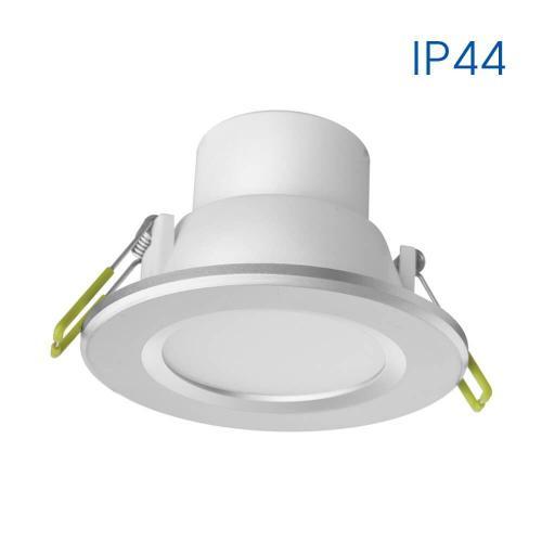 VIVALUX - Влагозащитена LED луна за вграждане TOP LED 6W SR/WW 3000K  VIV003551