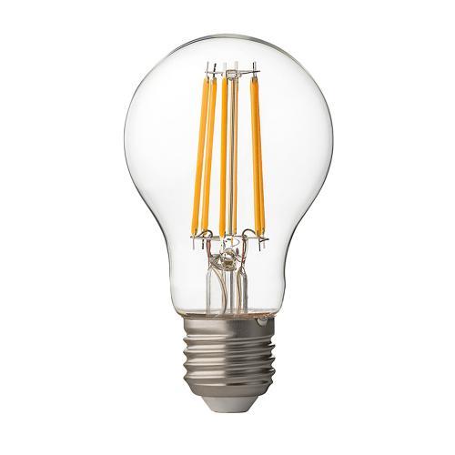 ULTRALUX - LFB752742D LED filament крушка, димираща, 7.5W, E27, 4200K, 220V AC, неутрална светлина
