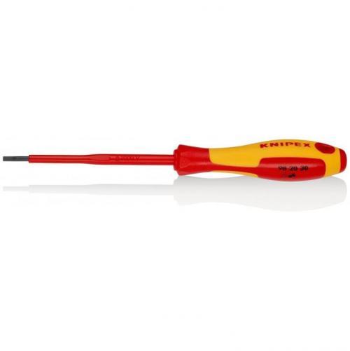 KNIPEX - Screwdriver VDE 1000V 0.5х3х100мм 982030
