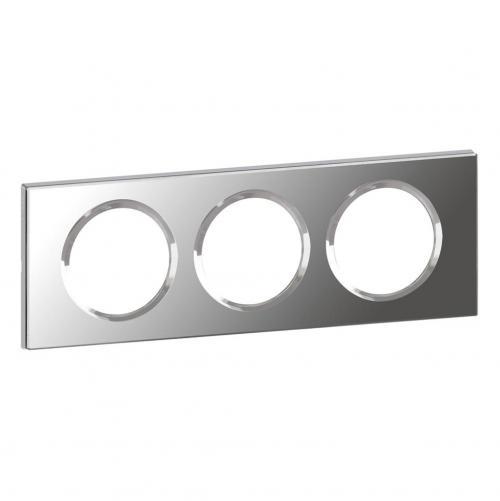 LEGRAND - Тройна рамка Celiane 69123 огледало