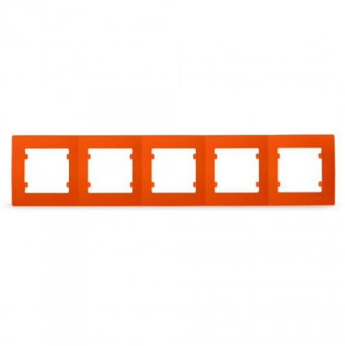 MAKEL - Петрона рамка оранжева Lillium Natural Kare 32094705