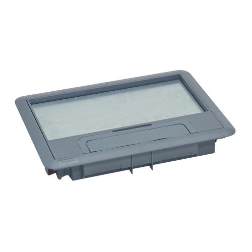 LEGRAND - Капак за подова кутия 8 мод. вертикален, 12 мод. хоризонтален монтаж пластмасов 88000