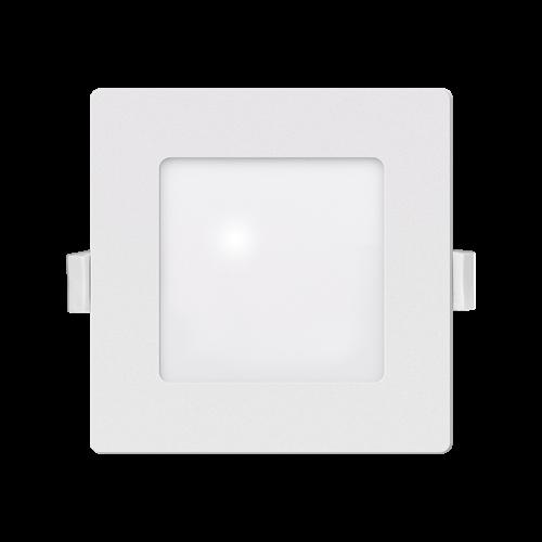 PANASONIC - 6W LED панел за вграждане, квадрат 4000K 120x120 LPLA21W064